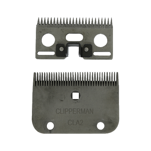 Clipperman CLA2 German Steel Blade Set 3MM
