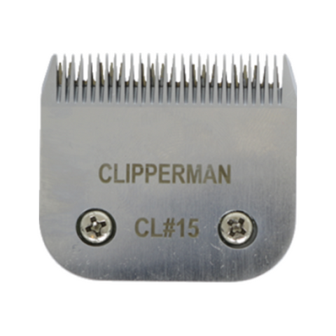 Clipperman A5 #15 German Steel Fine Blade Set