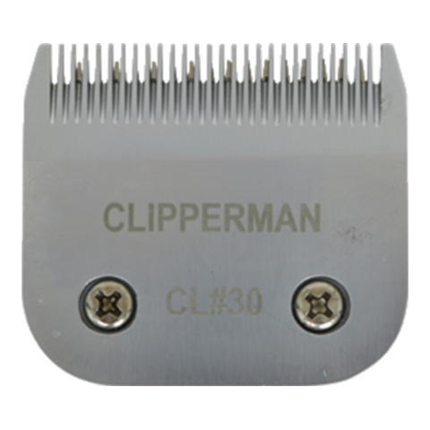 Clipperman A5 #30 German Steel Extra Fine Blade Set