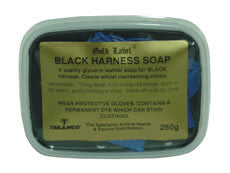 Gold Label Harness Soap 250g