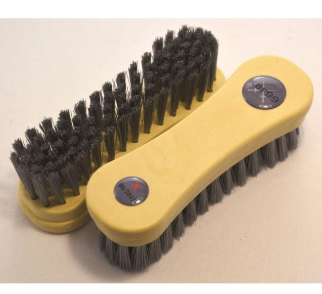 KBF99 Antibacterial Face Brush - Black/Grey
