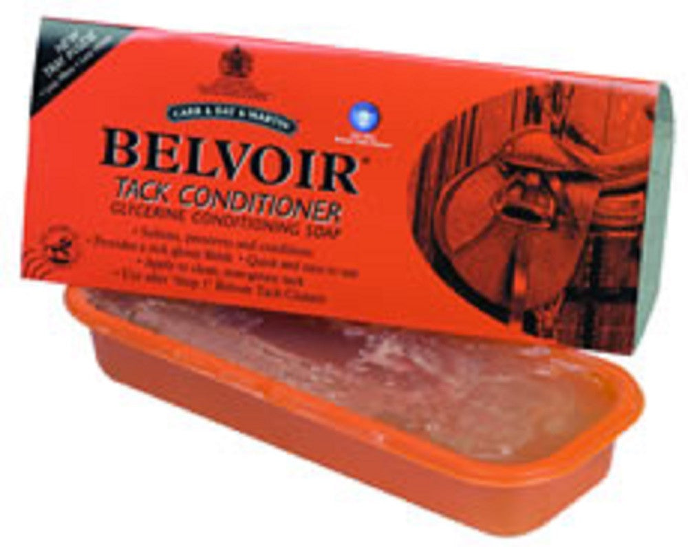 Carr Day & Martin Belvoir Tack Conditioner Step 2 Bar 250g