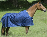 Bucas Smartex Extra Big Neck Turnout Rug Blue