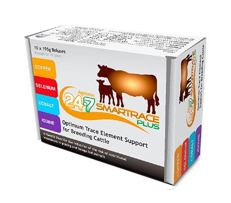 Agrimin 24-7 Smartrace-Plus for Breeding Cattle 10x195g