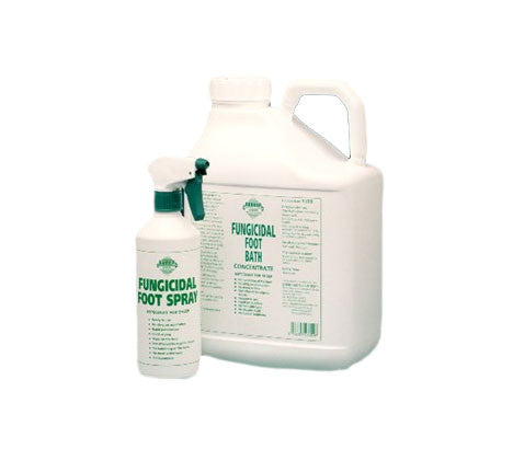 Barrier Fungicidal Hoof Spray and Foot Bath for Sheep