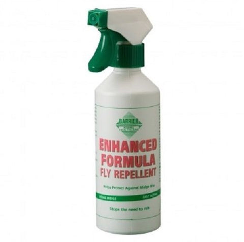Barrier Enhanced Formula Horse Fly Repellent Spray