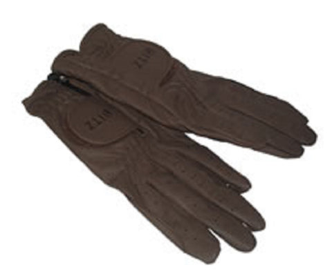 Bitz Brown Gloves