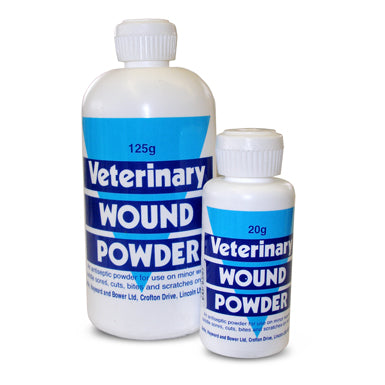 BHB Vetrinary Wound Powder