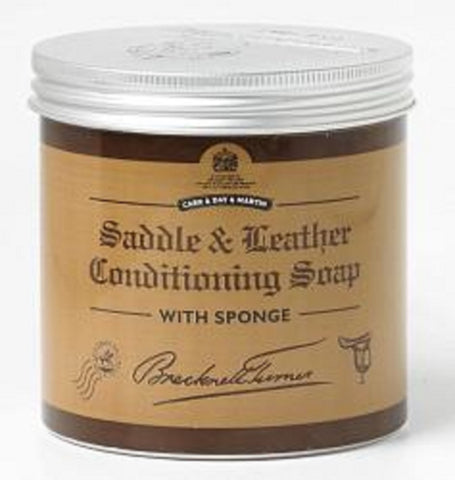 Carr Day & Martin Brecknell Turner Saddle Soap