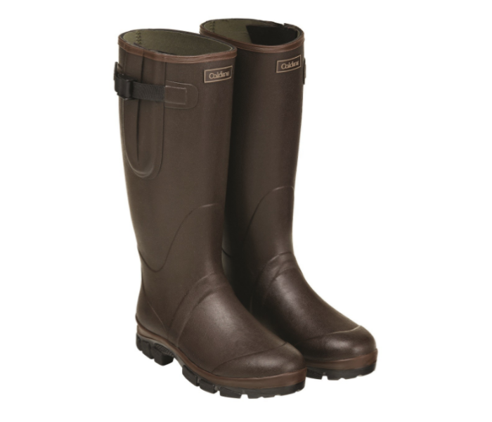 Caldene Wellingtons Westfield Chocolate