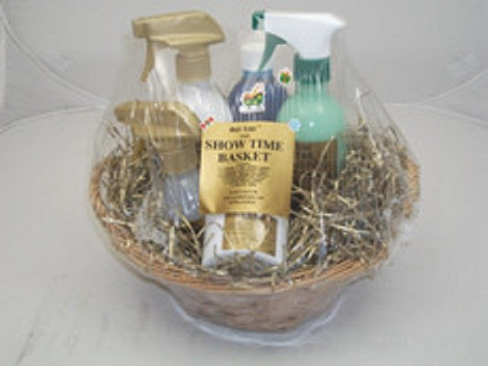 Gold Label The Show Ready Care Basket