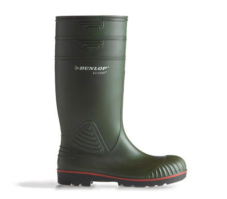 Dunlop Acifort Heavy Duty Full Safety Wellington Boots
