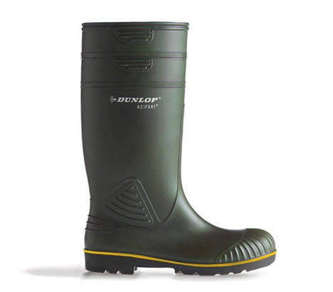 Dunlop Acifort Heavy Duty Wellington Boots