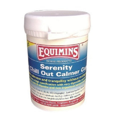 Equimins Serenity Rider Chill Out Calmer Capsules 100s