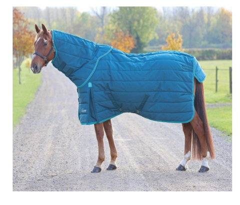 SHIRES HIGHLANDER 200g STABLE RUG & NECK SET