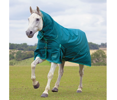 SHIRES HIGHLANDER ORIGINAL 300g COMBO TURNOUT RUG