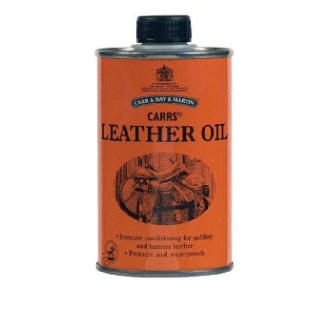 Carr Day & Martin Carrs Leather Oil 300ml