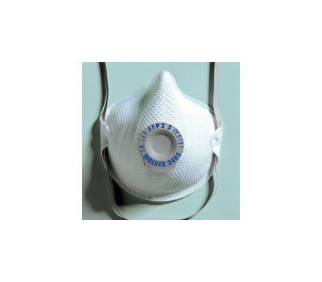 Moldex Farmers Lung Dust Mask with Valve A2405  x 3