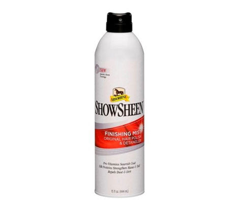 Absorbine Showsheen Finishing Mist 444ml