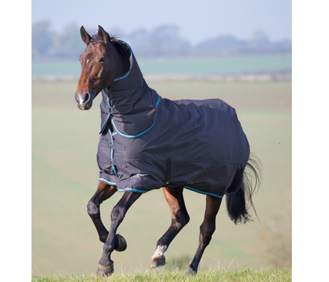 SHIRES TEMPEST ORIGINAL 200g RUG & NECK SET