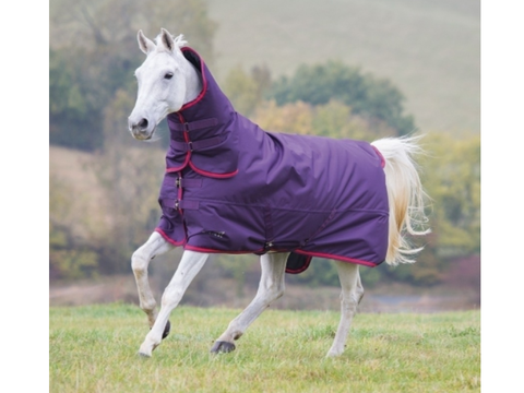SHIRES TEMPEST ORIGINAL 300G COMBO TURNOUT RUG