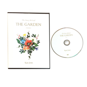 THE STORY BEHIND THE GARDEN - DVD