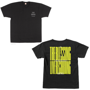 THE BLESSING LIVESTREAM TEE - YELLOW