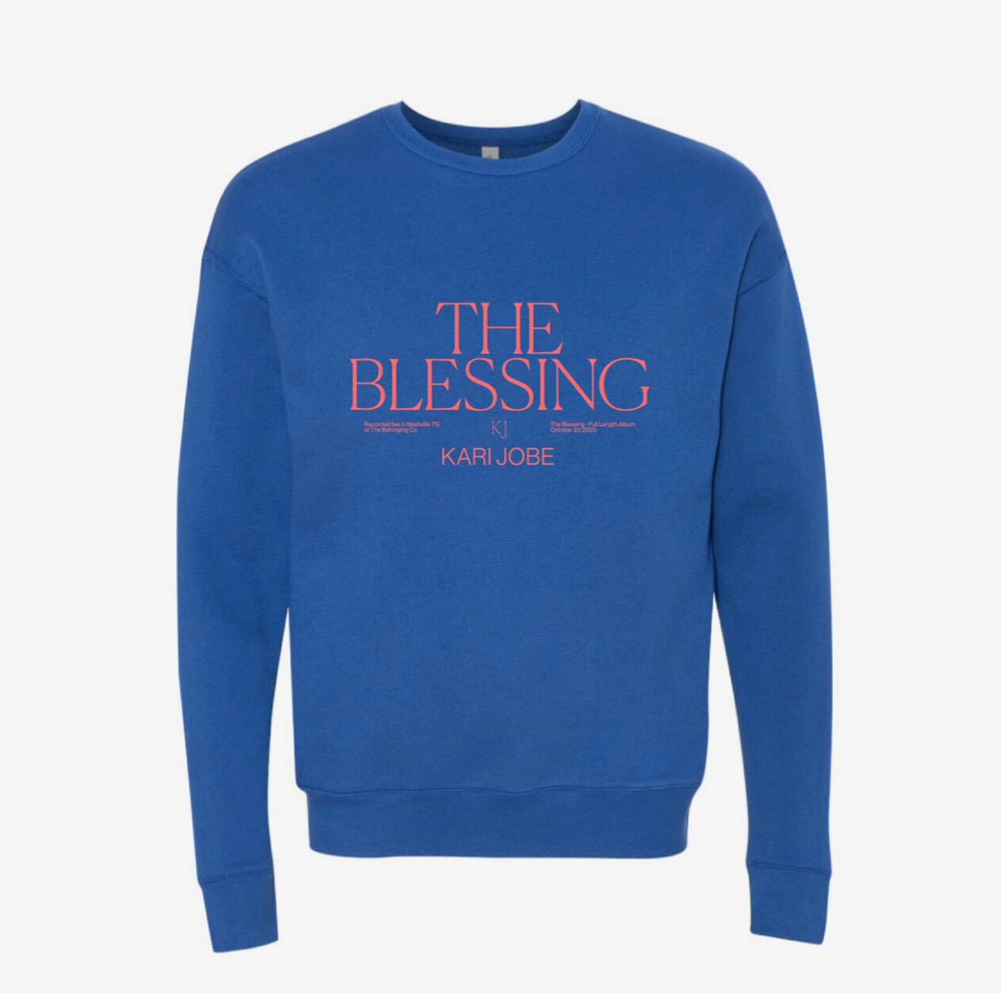 THE BLESSING CLASSIC SWEATSHIRT