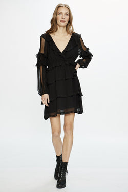 Love Sam, Love Sam Clothing, Medina Dress, Black Dress