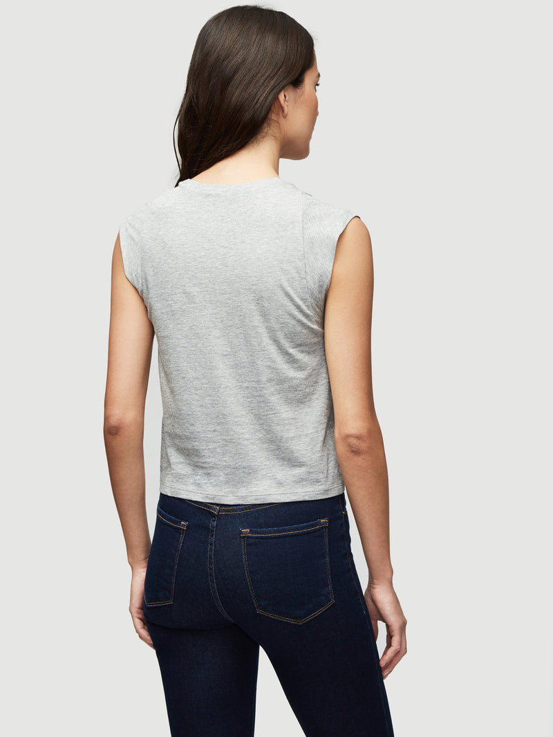 Le High Rise Muscle Tee