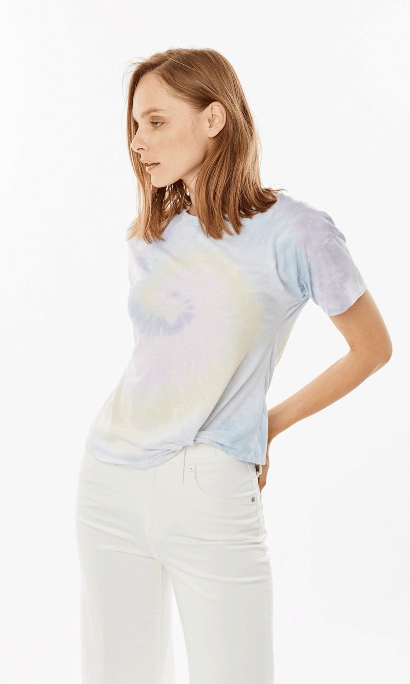 Generation Love, Generation Love Raee Tie Dye, Generation Love Clothing, Spring2020, Spring Collection, Tie Dye, Tie Dye Tee
