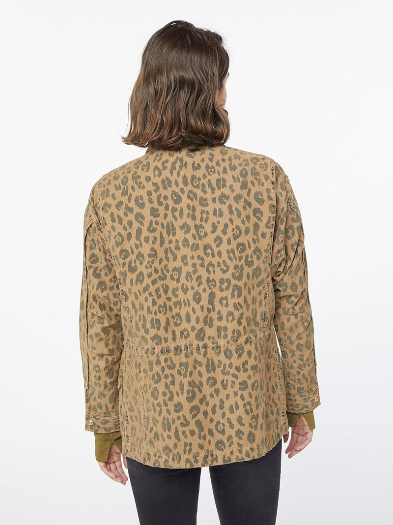 Frame Denim, Frame Denim Spring Cheetah Service Jacket, Cheetah Print, Cheetah Jacket, Cargo Jacket, Womens Fashion