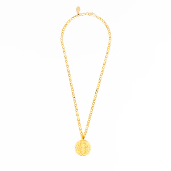 G2G Jewelry, G2G Double Protection Necklace, Gold Necklace