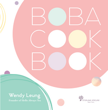 Load image into Gallery viewer, The Boba Cookbook