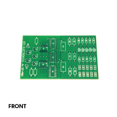 Standard Through Hole Technology Solder Training Board