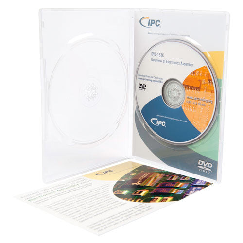 IPC-DVD-153C Overview of Electronics Assembly