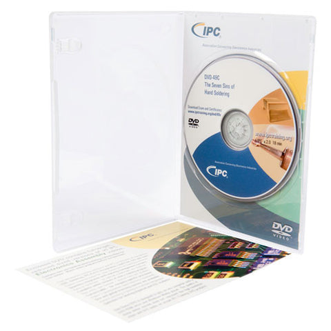IPC-DVD-49C The Seven Sins of Hand Soldering