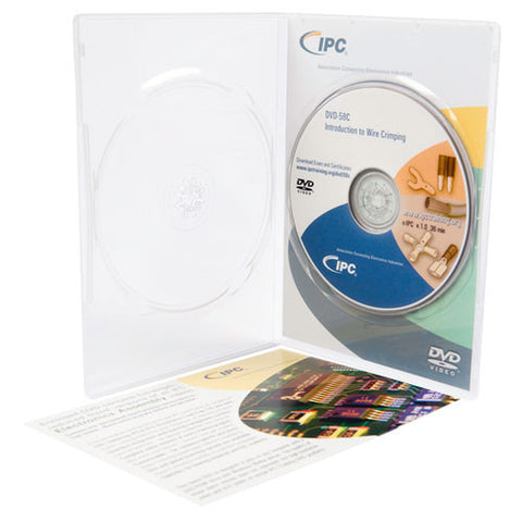 IPC-DVD-58C Introduction to Wire Crimping