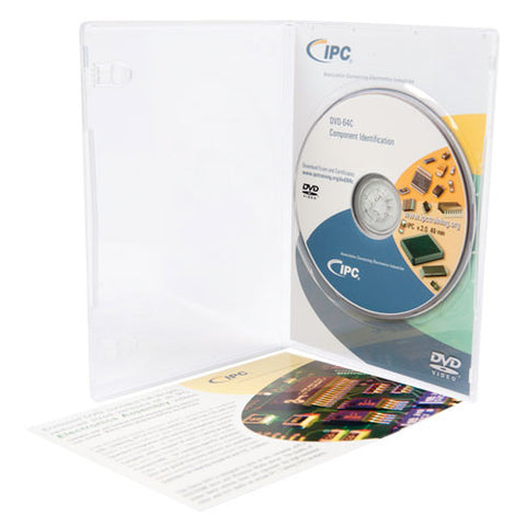 IPC-DVD-64C Component Identification