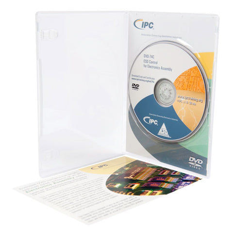 IPC-DVD-74C ESD Control for Electronics Assembly