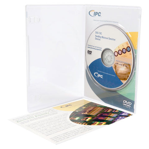 IPC-DVD-79C Handling Moisture Sensitive Devices