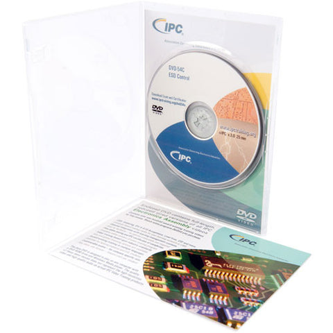 IPC-DVD-54C ESD Control for Electronics Assembly Operators