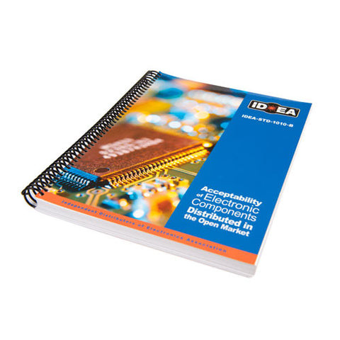 IDEA-STD-1010-B Acceptability of Electronic Components Distributed in the Open Market
