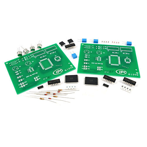 J-STD-001 Certification Kit (Lead Free)
