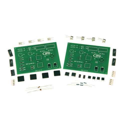 "J-STD-001 Revision ""F"" & ""G"" Certification Kit"