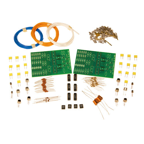 All-Inclusive Through Hole and Wire/Terminal Soldering Kit