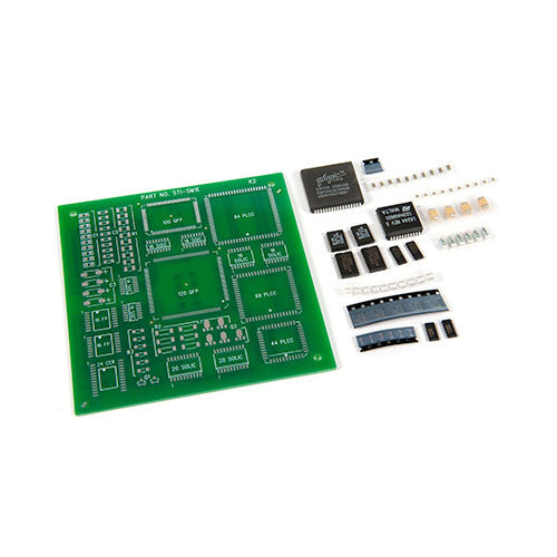 Standard Surface Mount Technology Solder Training Kit