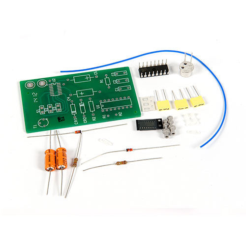 Through Hole and Surface Mount Soldering Assessment Kit (Quick Test Wire and Terminal Assembly - Lead Free)