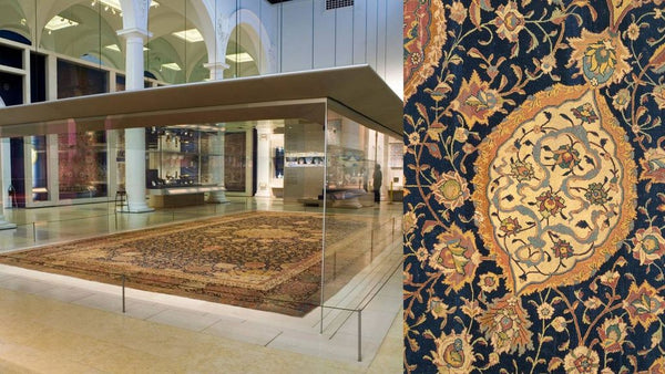 Persian Rugs: Their History Image