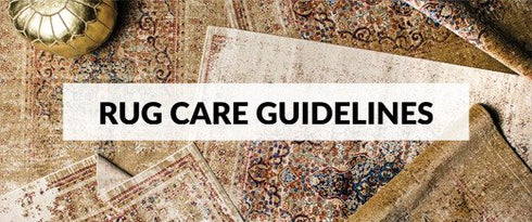Rug Care Guidelines Thumbnail